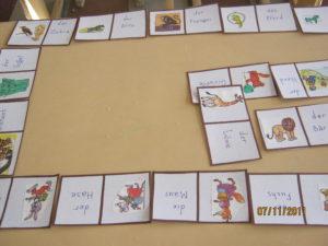 igra Domino (c kartinkami)